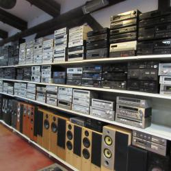 Sony, Teac, Tascam, Pioneer-аудио