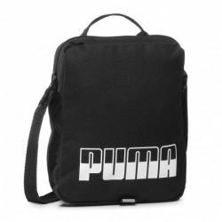 Малка чанта през рамо Puma Plus Черна