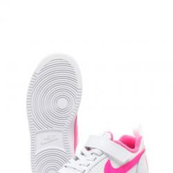 Намаление  Маратонки Nike Court Borough Бяло Розово