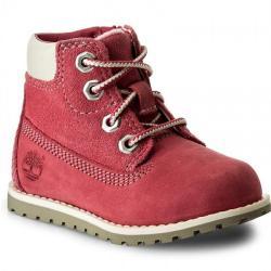 Ликвидация  Спортни зимни обувки Timberland Pokey Pine Розово