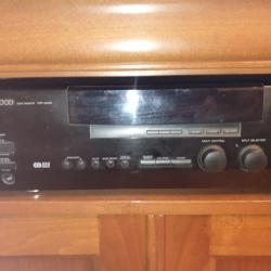 Аудиосистема ресийвър Kenwood Krf-d4020 и CD player Kenwood Dpf-1010