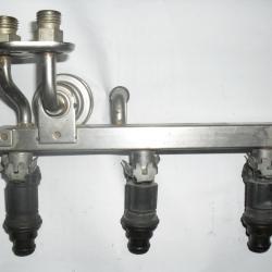 Горивна рейка с инжектори Bosch 0 280 151 044 Opel Corsa Опел Корса