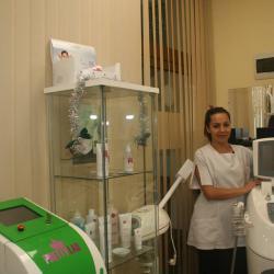Салон за красота Pretty Lab. Фотоепилация, мезотерапия и подмладяване.