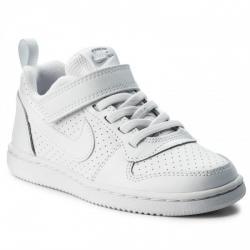 Намаление  Детски Маратонки Nike Court Borough Бяло