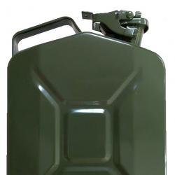 Метална туба за гориво или масло