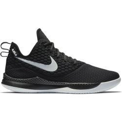 Ликвидация  Мъжки спортни обувки за баскетбол Nike Lebron Witness Чер