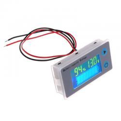 10-100v универсален тестер за батерий волтметър със LCD дисплей