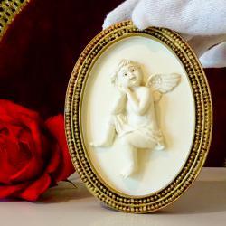 Немско пано, декорация Ангел.