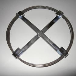 Пружинна тел за отпушване на канали - ф 2 до ф 6 мм.
