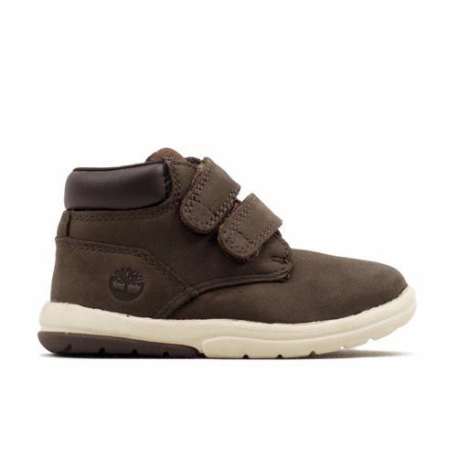Ликвидация  Спортни зимни обувки Timberland Кафяво