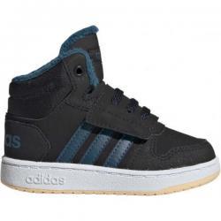 Намаление Детски спортни обувки Adidas Hoops Черно