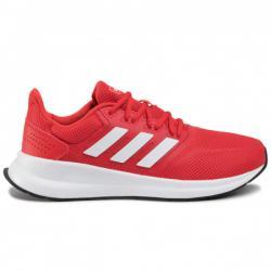 Намаление  Мъжки спортни обувки спортни обувки Adidas Runfalcon Черве