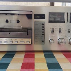 Sansui sc -5300 stereo cassette deck