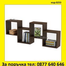 Етажерка за стена, полица, етажерки код-0253