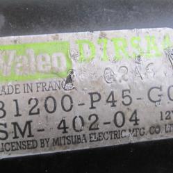 Стартер 31200-p45-g0 Valeo 31200p45g0 Хонда Акорд 5 2,0 Honda Accord R