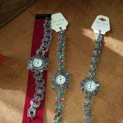 Посребрени часовници
