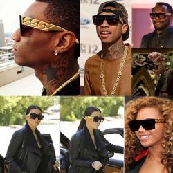 Ново Слънчеви очила като на Ким Кардашиан, Бийонсе, Хаким