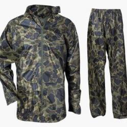 Дъждобран камуфлаж яке и панталон Ranger