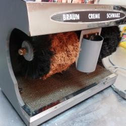 Машинка за лъскане на обувки