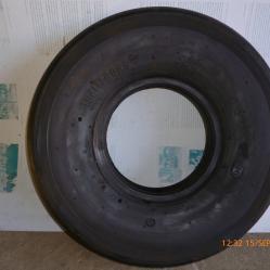 Външна гума 6,00 - 9 гладка