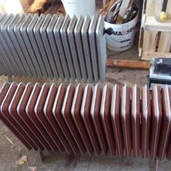 Електрически автоматичен отоплителен радиатор радиатори,, смядово
