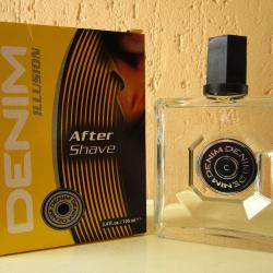 одеколон Denim Деним Illusion After Shave 100ml. EDC Discontinued