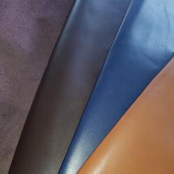 Продавам естествена кожа, напа за обувки 1,3 мм. дебелина