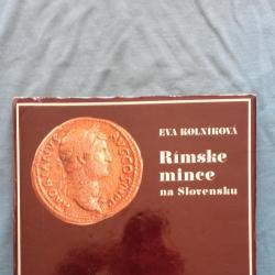 R mske mince na Slovensku  -  Eva Koln kov