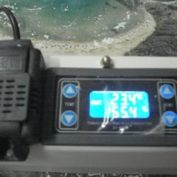 Термостат Температурен Контрол на Влажността и Температурата Термометъ