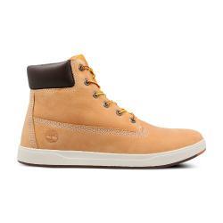 Ликвидация Спортни зимни обувки Timberland Горчица