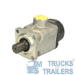 Бутална Права Помпа с две Налягания 50 50Л Inter Pump Hydraulic