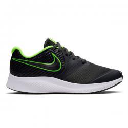Намаление Спортни обувки Nike Star Runner Черно Зелено