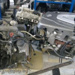 Автоморга  -  предлага двигатели, скорости, раздатки, диференциали