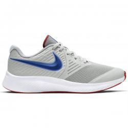 Намаление  Спортни обувки Nike Star Runner Бяло със синя запетая