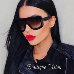 Ново Слънчеви очила Celine като на Николета, Ким Кардашиян, ув защита