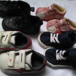 Продавам бебешки обувчици