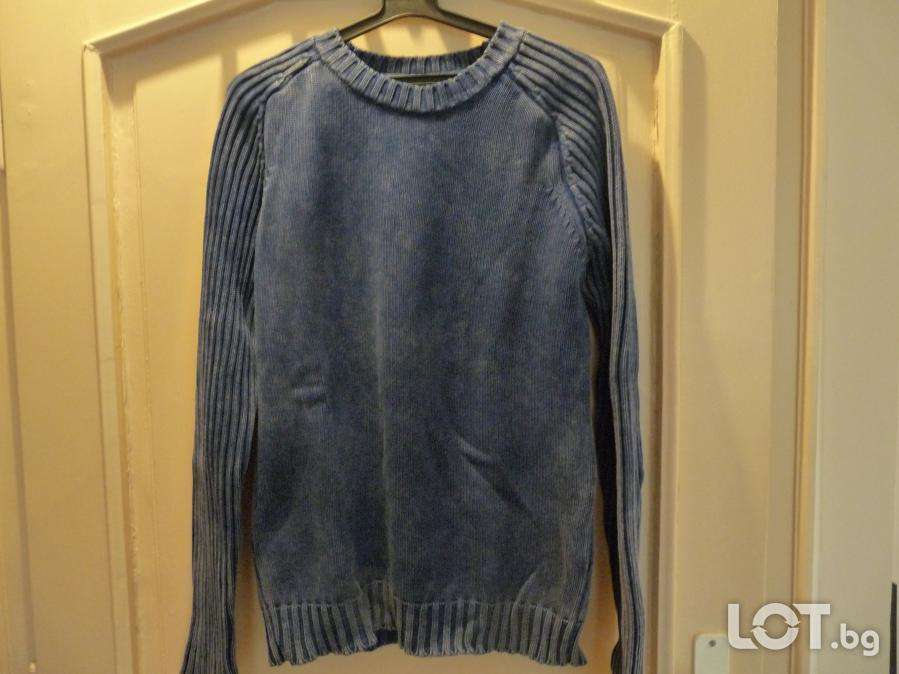 Мъжка памучна блуза, размер L