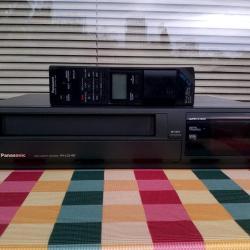 Panasonic Nv-l20ee VHS Видео
