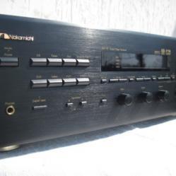 Усилвател Nakamichi Av-10 5.1, Невероятен звук 1100w...