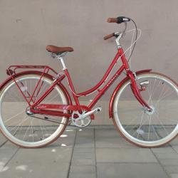 Продавам колела внос от Германия оригинален алуминиев градски велосипе