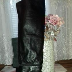 Дамски обувки и ботуши - естествена кожа