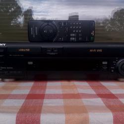 Sony Slv-t2000 - Vhs- Hi8 Video8. видео дек