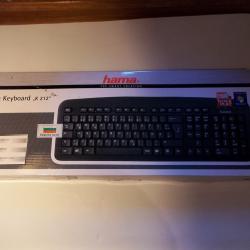 Kлавиатура HP Hama k212