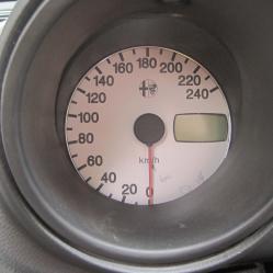 Километраж 60664230 за Алфа Ромео 156 Alfa Romeo 156