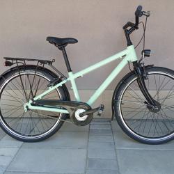 Продавам колела внос от Германия юношески спортен алуминиев велосипед
