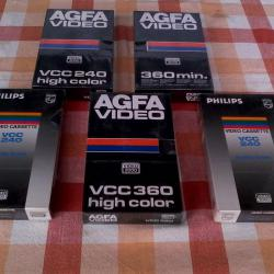 Video - 2000, Cassette
