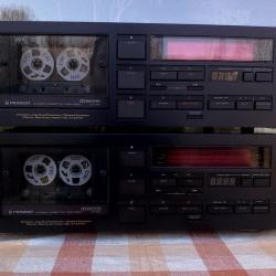 Pioneer CT - A7 automatic cassette. дек - 2