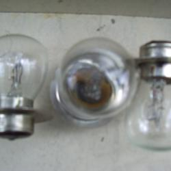 Крушки 24V с две светлини за фар