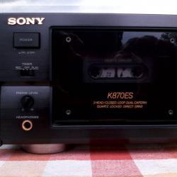 Sony TC - K870es