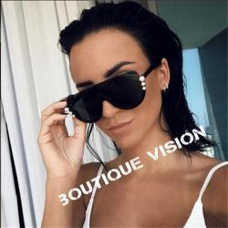Ново Слънчеви очила Фенди, ув защита 400